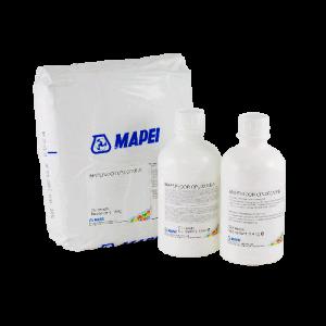 Ttrzyskładnikowa zaprawa na bazie poliuretanowo-cementowej {Mapei MAPEFLOOR CPU-COVE 21kg}