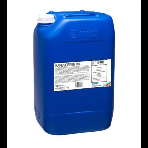 Specjalna domieszka o właściwościach plastyfikujących i redukujących ilość wody {Mapei MAPESCREED 704 25kg}