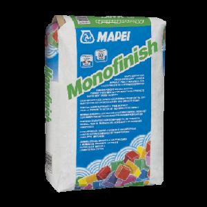 Cementowa, jednoskładnikowa zaprawa o normalnym czasie wiązania {Mapei MONOFINISH 22kg}