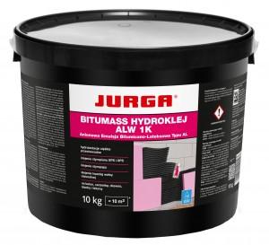 Masa bitumiczno-lateksowa {Jurga Bitumass Hydroklej Alw 1k 20 kg}