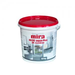 Elastyczna membrana do wodouszczelniania {Mira 4630 aqua-flex 2K membrane 10kg}