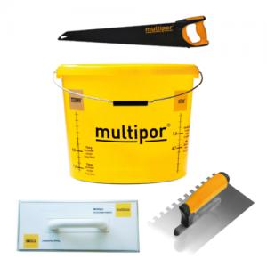 Zestaw narzędzi {Multipor}