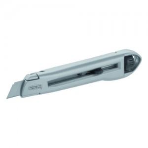Nóż metalowy z blokadą {Modeco 18 mm}
