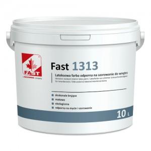 Odporna na szorowanie lateksowa farba do wnętrz {Fast Fast 1313 4 l}