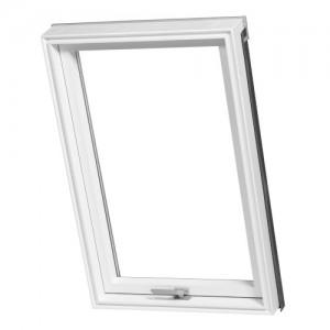 Okno dachowe {RoofLITE+ TRIO PCV 78×140 cm}