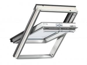 Okno dachowe {Velux GGU 006021 78 x 140 z pakietem wyciszającym deszcz}