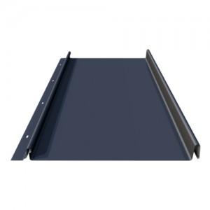 Panele dachowe i elewacyjne na rąbek stojący {Blachotrapez Blacha na rąbek stojący Panel Retro 25}