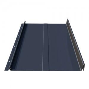 Panele dachowe i elewacyjne na rąbek stojący {Blachotrapez Blacha na rąbek stojący Panel Retro 38}