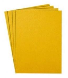Papier ścierny {Kussner PS30 Żółte}