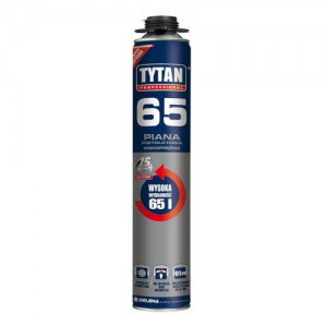 Piana pistoletowa {Tytan 65 750 ml}
