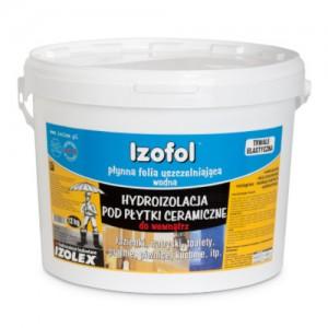 Płynna folia uszczelniająca {Izolex IZOFOL 12 kg}