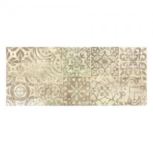 Płytka ścienna {Ceramika Color Board Majolika Dekor 25x60cm}