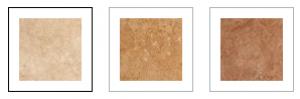Płytka ceramiczna {Ceramika Gres Alpino ALP 02 narożnik 8 x 8 cm, natura}