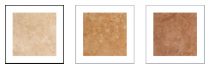 Płytka ceramiczna {Ceramika Gres Java JAV 02 narożnik 8 x 8 cm, natura}