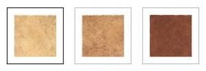Płytka ceramiczna {Ceramika Gres Riva RIV 02 narożnik 8 x 8 cm, natura}