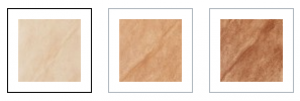 Płytka ceramiczna {Ceramika Gres Verso VRS 02 cokół 8×40 cm, natura}
