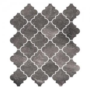 Płytka ceramiczna {Nowa Gala Imperial Graphite IG 13 poler mozaika 29 x 35 cm}