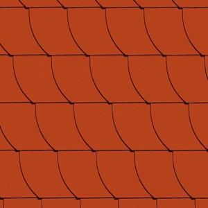 Płytki dachowe {Euronit krycie niemieckie 20×20 cm}