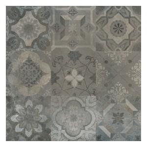 Płytka gresowa szkliwiona {Ceramstic Barcelo Adorno 60×60 cm}