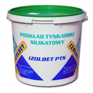 Podkład tynkarski silikonowy {Izolbet PTS 25 kg}