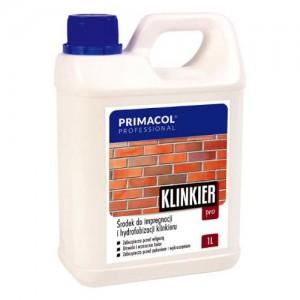 Środek do impregnacji i hydrofobizacji klinkieru {Primacol Professional Klinkier PRO 4l}