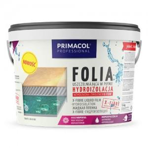 Folia uszczelniająca w płynie {Primacol Professional X-Fibre 1,5kg}