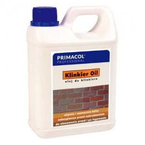 Olej do klinkieru {Primacol Professional Klinkier Oil 4l}
