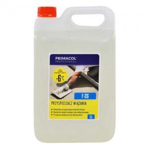 Przyspieszacz wiązania {Primacol Professional F-3S 5l}