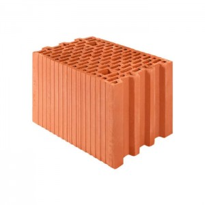 Pustak ceramiczny {Wienerberger Porotherm 25 P + W, kl.10}