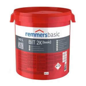 Grubowarstwowa powłoka biumiczna {Remmers BIT 2k basic 30 l}