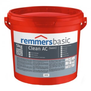 Kwaśny preparat czyszczący {Remmers Clean AC basic 5 kg}