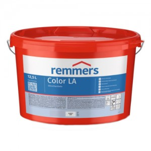 Farba na bazie żywicy silikonowej {Remmers Color lA 5 l}