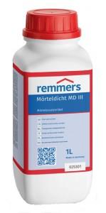 Domieszka do zapraw {Remmers Mörteldicht MD III 1 kg}