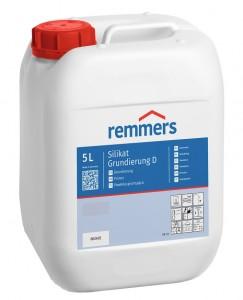 Mineralna powłoka gruntująca {Remmers Silikat Grundierung D 5 l}