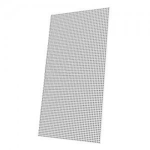 Perforowana płyta gipsowo-kartonowa typ A {RIGIPS Rigitone 15/30 1200x1980x12,5mm z czarną flizeliną}