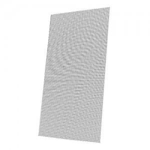 Perforowana płyta gipsowo-kartonowa typ A {RIGIPS Rigitone 8/18q 1188x1998x12,5mm z białą flizeliną}