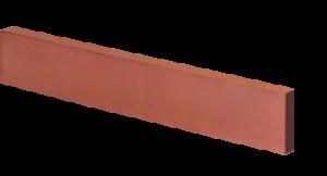Płytka klinkierowa {Roben Melbourne PELDF Czerwona gładka, rozm. 290 x 14 x 52}