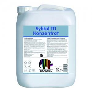 Rozcieńczalnik i środek do gruntowania na bazie krzemianowej {Caparol Sylitol 111 Konzentrat 10 l}