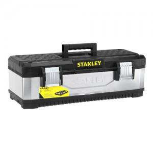 Skrzynka narzędziowa galwanizowana {Stanley 66×29 cm}
