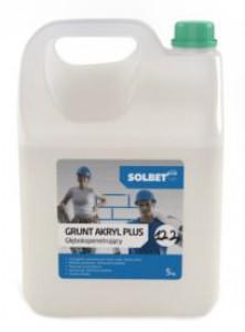 Grunt {Solbet AKRYL PLUS 12.2 5 kg}