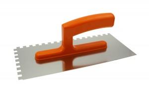 Paca nierdzewna zębata r. EURO {Solid 130x270 6x6mm}
