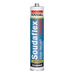 Jednoskładnikowy uszczelniacz poliuretanowy {Soudal Soudaflex 14 LM 310ml}