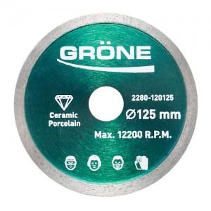 Tarcza diamentowa {Grone GDB-CS-PRO 125 mm}