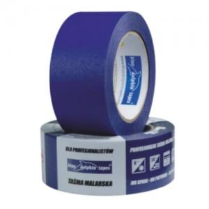 Taśma malarska {Blue Dolphin MT-PG SBL 25 mm / 50 m}