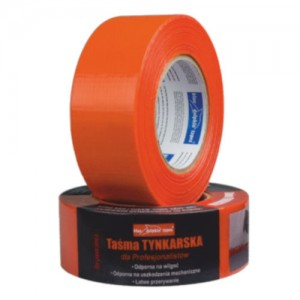 Taśma tynkarska {Blue Dolphin DT-PR pomarańczowa 48 mm / 50 m}