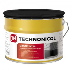 Masa hydroizolacyjna {Technonicol 24 10kg}
