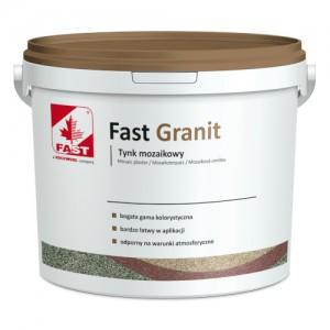 Tynk mozaikowy {Fast GRANIT 15 kg}