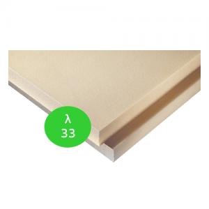 Płyta izolacyjna z polistyrenu ekstrudowanego {URSA XPS N-III-L 33 60 mm, 5,25 m2/paczka}