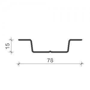 Profil kapeluszowy {Norgips profil konstrukcyjny 3m}