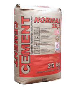 Cement {Włodar NORMAL 32,5 25 kg}